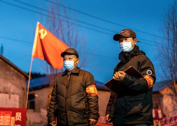 Thành phố Cáp Nhĩ Tân đã thực hiện phong tỏa nghiêm ngặt sau khi dịch virus coronaCovid-19 bùng phát.