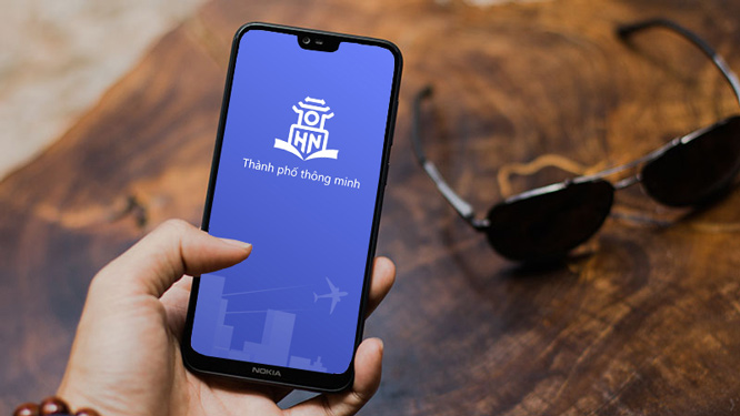 Hà Nội khuyến khích người dân phản ánh vi phạm chống dịch qua ứng dụng Hà Nội Smart City