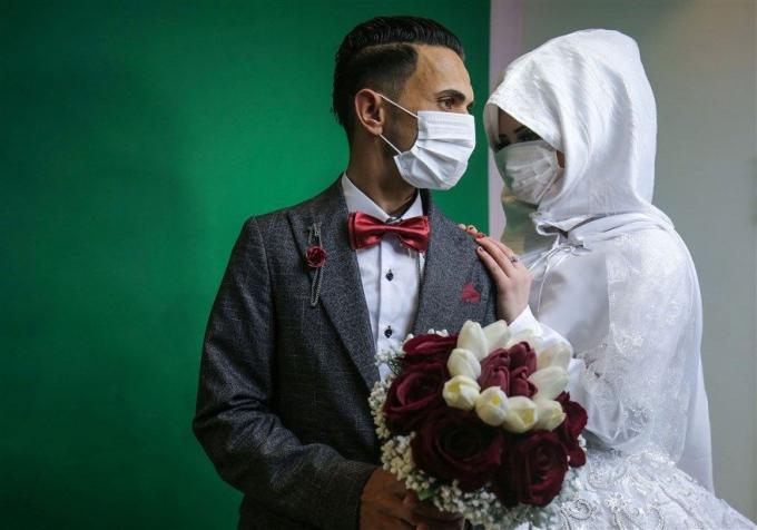 Đám cưới trực tuyến mùa covid-19