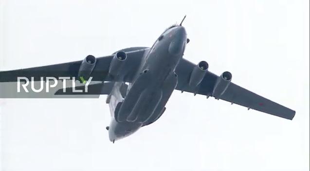 Máy bay chỉ huy và trinh sát trên không A-50.