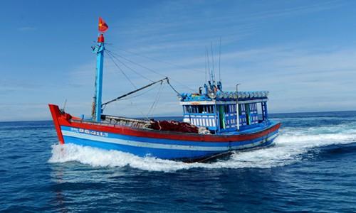 Bộ NN&PTNT lên tiếng về việc Trung Quốc ngừng đánh cá trên vùng biển chủ quyền Việt Nam không có giá trị