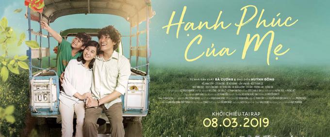 Poster phim Hạnh phúc của mẹ.