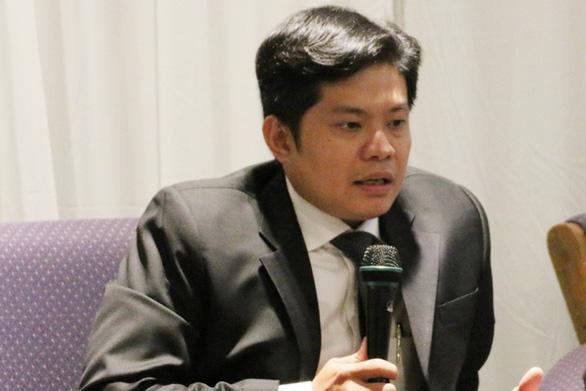 TS Lê Huỳnh Tấn Duy.