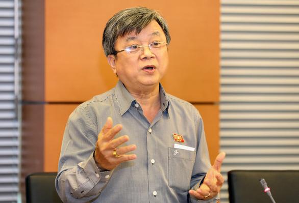 Đại biểu Quốc hội Trương Trọng Nghĩa - Ảnh: Việt Dũng