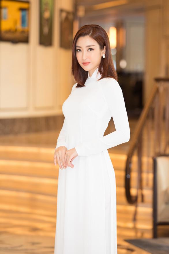 Hoa hậu Đỗ Mỹ Linh là Hoa hậu Nhân ái Thế giới 2017 - Ảnh: BTC