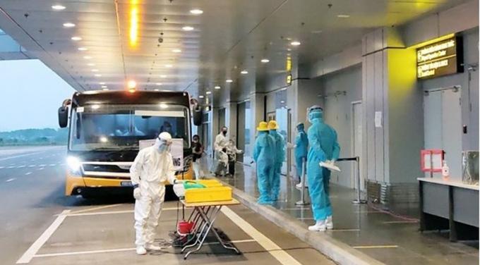 Thêm 24 bệnh nhân nhiễm Covid-19, đều là công dân trở về từ Nga