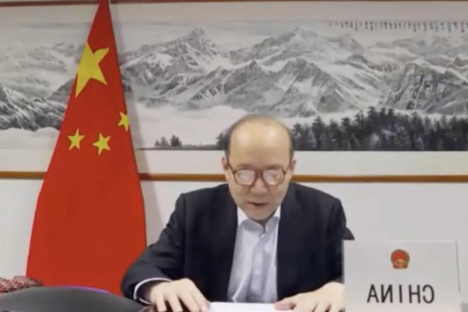 ng Chen Xu, đại sứ, trưởng phái đoàn thường trực Trung Quốc tại Liên Hợp Quốc trụ sở Geneva. Ảnh: SCMP.