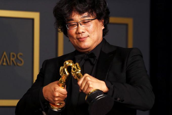 Giải phim hay nhất của Oscar 2020 thuộc về