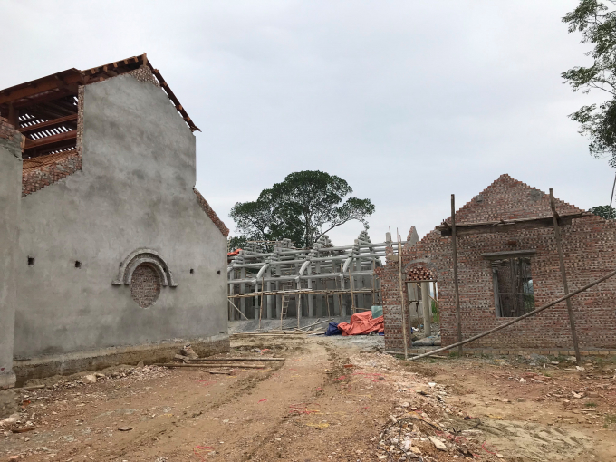 Buộc tháo dỡ công trình xâm lấn di tích tại chùa Linh Sâm, phạt 110 triệu,
