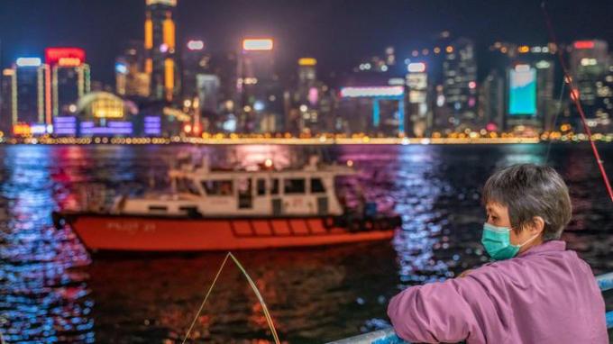 Anh có thể sẽ tiếp nhận 300.000 người Hong Kong nếu Trung Quốc áp luật an ninh mới