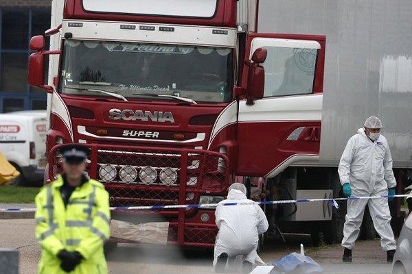 Vụ 39 người Việt chết trong container: Nghi phạm chính đã bị bắt ở Đức