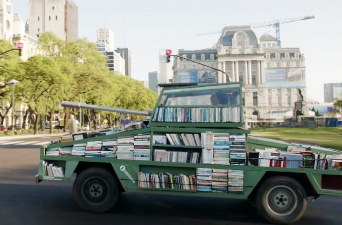 Những thư viện sách đặc biệt