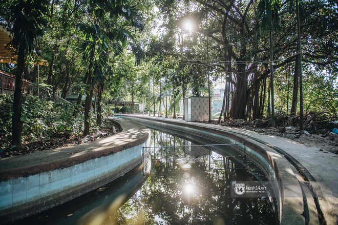 Công viên 1.000 tỷ bị bỏ hoang giữa lòng Hà Nội?
