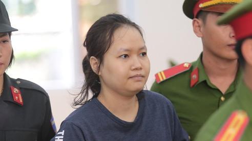 Bị cáo Phạm Thị Thiên Hà.