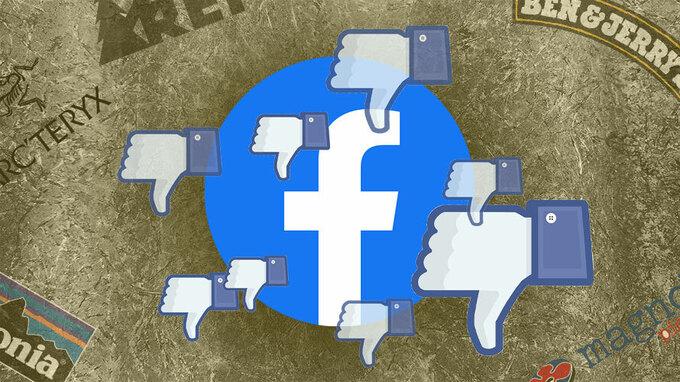 Loạt nhãn hàng nổi tiếng thế giới tham gia chiến dịch tẩy chay Facebook