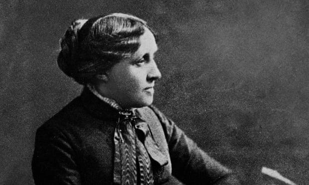 Louisa May Alcott năm 17 tuổi. Ảnh: Hulton Deutsch/Corbis qua Getty Images.
