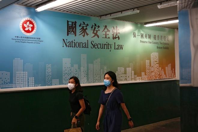Trung Quốc thông qua luật an ninh quốc gia cho Hong Kong
