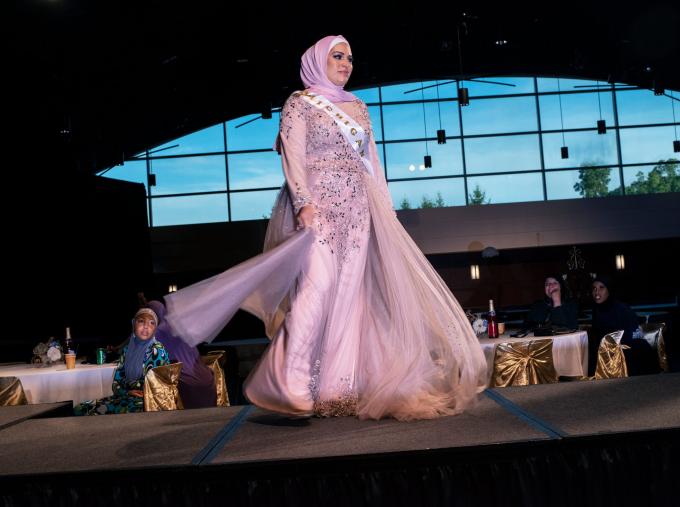 Người sáng lập cuộc thi Hoa hậu Hồi giáo: