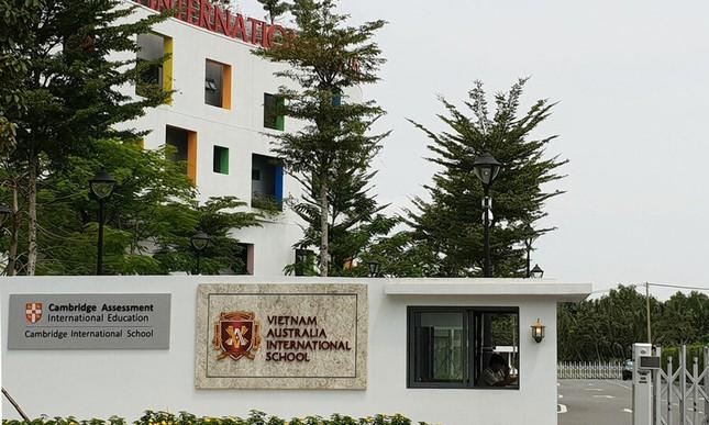 Một cơ sở của trường Quốc tế Việt Úc (VAS)