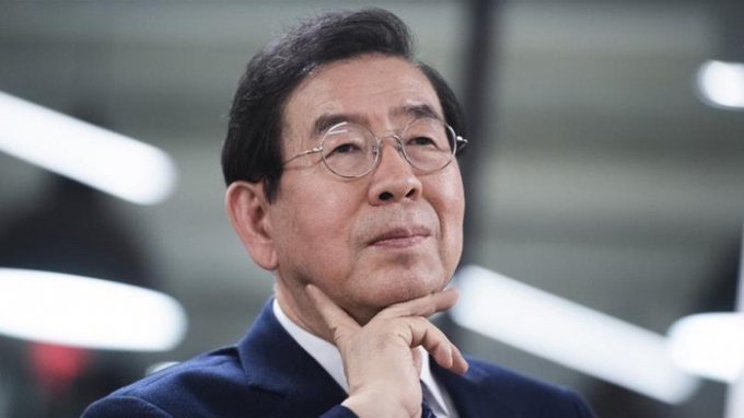 Thị trưởng Seoul (Hàn Quốc) - ông Park Won-soo.