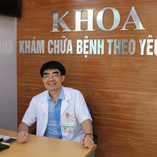 TS BS Vũ Minh Điền.
