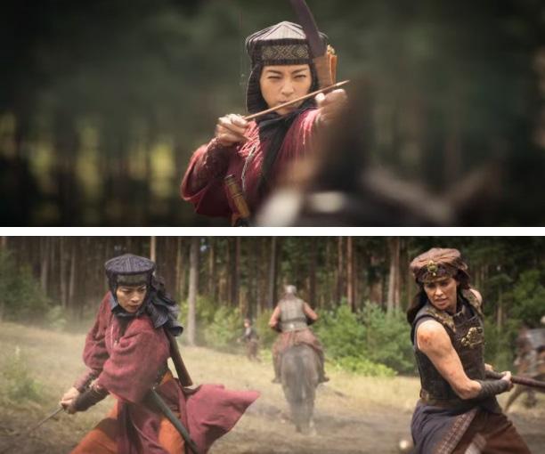 Ngô Thanh Vân xuất hiện trong một vài phân cảnh.