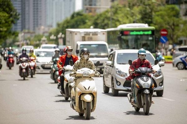 Dự báo thời tiết 17/7: Hà Nội và các tỉnh Bắc Bộ nắng nóng gay gắt