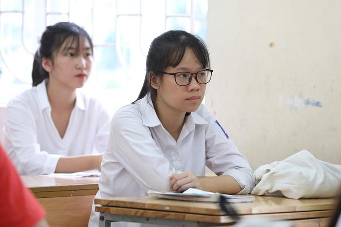 Gần 89.000 thí sinh Hà Nội thi môn cuối kỳ tuyển sinh vào lớp 10