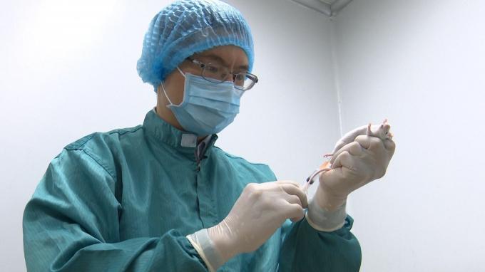 Việt Nam dự kiến thử nghiệm vaccine Covid-19 trên người cuối năm nay