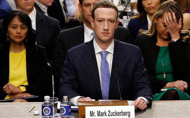 CEO Facebook Mark Zuckerberg.