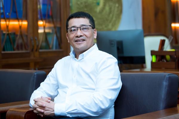 PGS.TS Lê Văn Quảng, Giám đốc Bệnh viện K