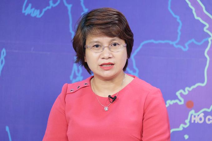 Quyền Vụ trưởng Giáo dục đại học Nguyễn Thu Thủy.