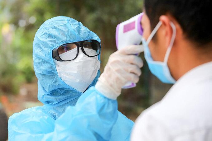 Các bệnh viện trên toàn quốc tăng cường kiểm soát chặt chẽ dịch bệnh Covid-19