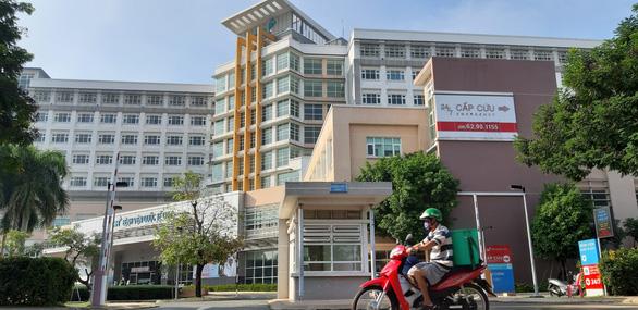 Bệnh viện Quốc tế City - Ảnh: DUYÊN PHAN