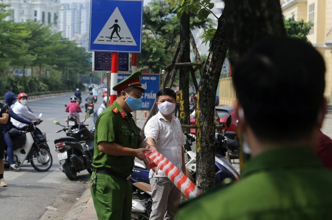 Ông Nguyễn Đức Chung: Ca nhiễm covid-19 mới ở Hà Nội tương đối phức tạp