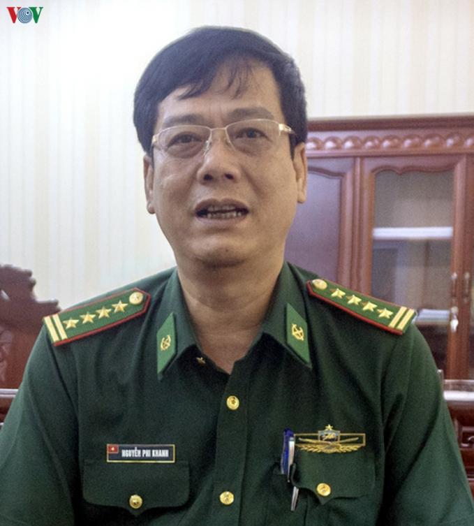 Đại tá Nguyễn Phi Khanh, Chỉ huy trưởng Bộ Chỉ huy Bộ đội Biên phòng tỉnh Lào Cai