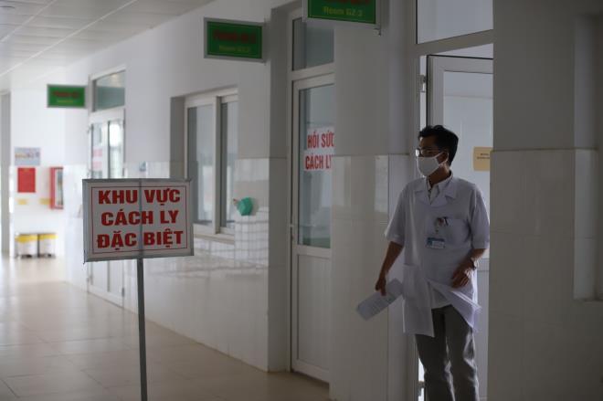 Bệnh nhân dương tính COVID-19 đang được cách ly tại bệnh viện vùng Tây Nguyên
