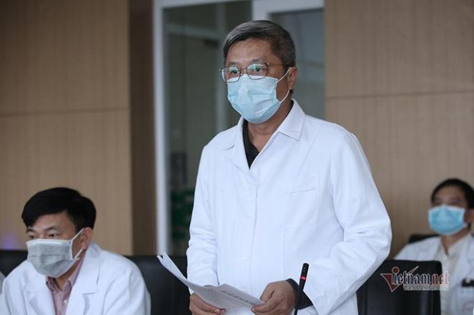 PGS.TS. Nguyễn Trường Sơn, Thứ trưởng Bộ Y tế.