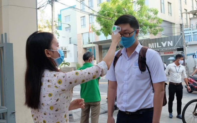 Đà Nẵng và Quảng Nam kiến nghị dừng thi tốt nghiệp THPT vì dịch bệnh