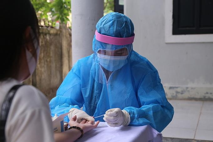 Thêm 21 ca nhiễm Covid-19 mới, trong đó có 15 ca ở Đà Nẵng và 6 ca ở Quảng Nam