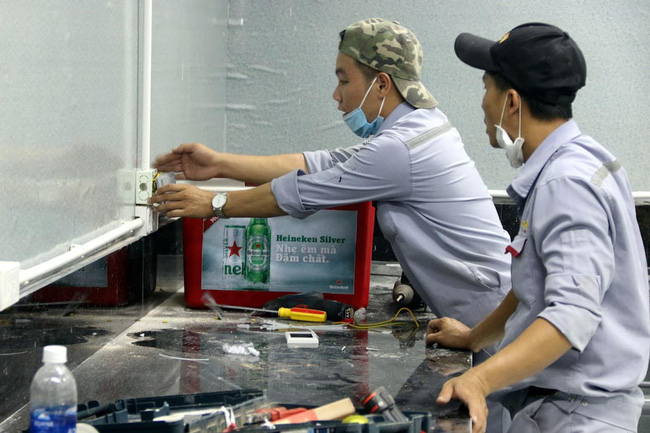 Cận cảnh bệnh viện dã chiến 700 giường ở Đà Nẵng