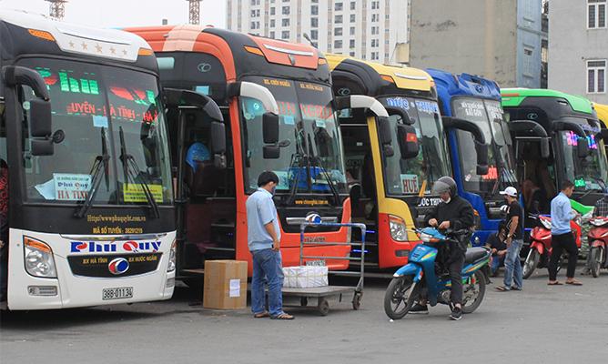 Hà Nội đã xác định 7 người đi cùng chuyến xe khách với bệnh nhân 620