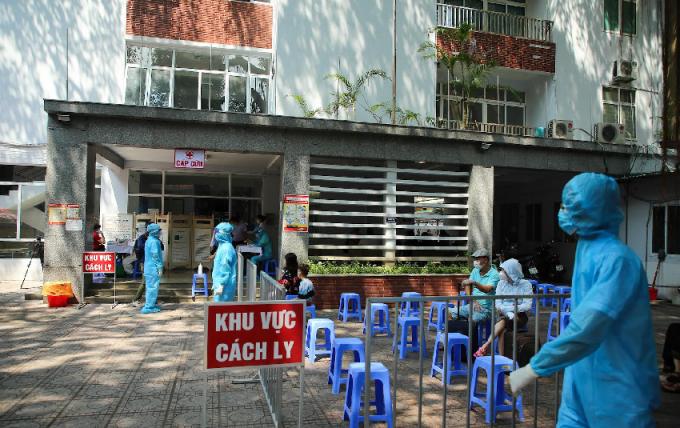 Bắc Giang ghi nhận 2 ca nhiễm Covid-19 đầu tiên
