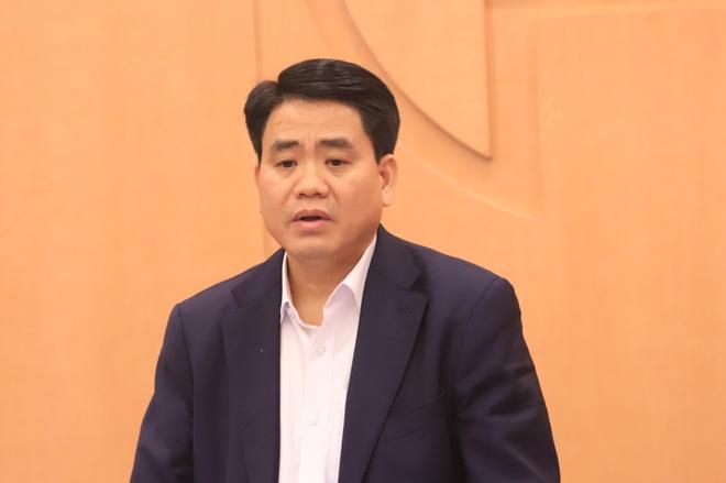 Chủ tịch UBND Hà Nội.