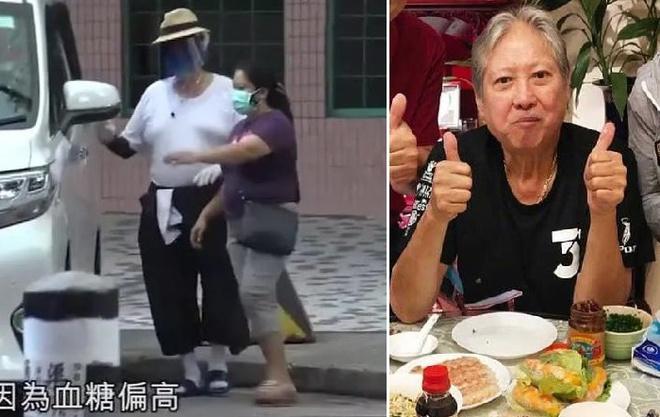 Hồng Kim Bảo trở lại với vóc dáng cũ sau thời gian sụt cân.