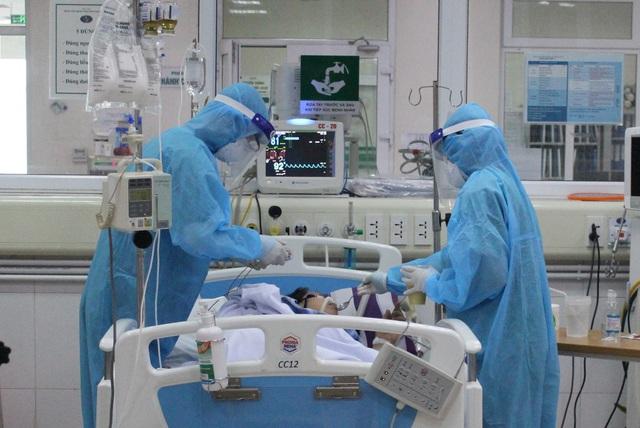 Bệnh nhân COVID-19 thứ 18 tử vong