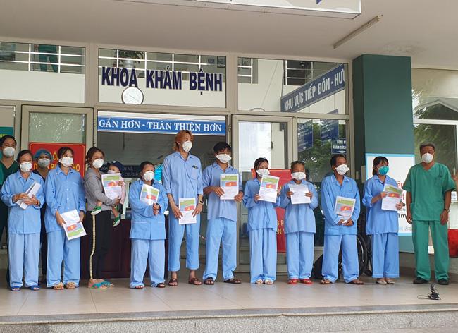 10 bệnh nhân Covid-19 ở Đà Nẵng khỏi bệnh.