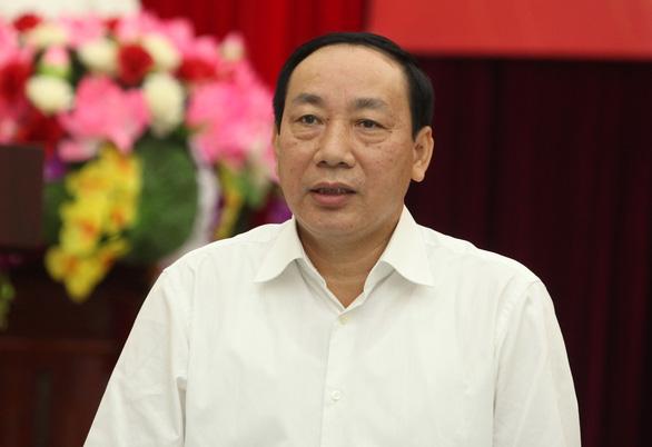 Nguyên thứ trưởng Bộ Giao thông Vận tải Nguyễn Hồng Trường.