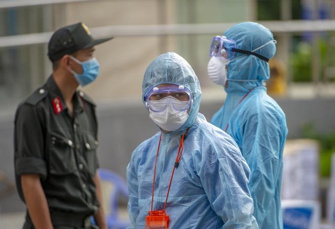 Đã có kết quả xét nghiệm của 154 nhân viên CDC Quảng Nam