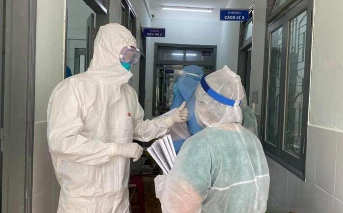 Bệnh nhân 994 từng khám ở Bệnh viện E âm tính với COVID-19 khi xét nghiệm lại